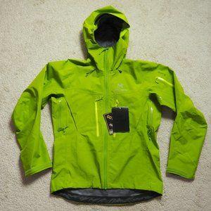 Arc'teryx Men's Alpha SV Jacket Utopia Green S